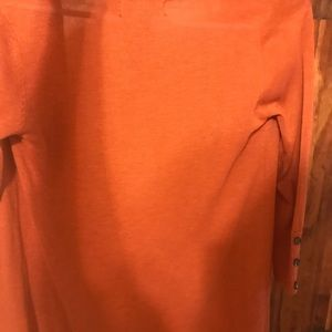 Mossimo Supply Co. Sweaters - Mossimo size small burnt orange cardigan